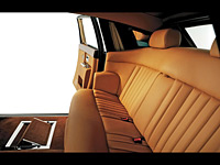 2005 Rolls-Royce Phantom with Extended Wheelbase
