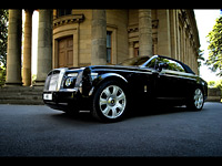 2009 Project Kahn Rolls-Royce Phantom Drophead Coupe