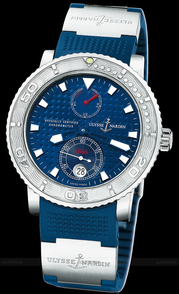 Ulysse Nardin The Blue Max limited