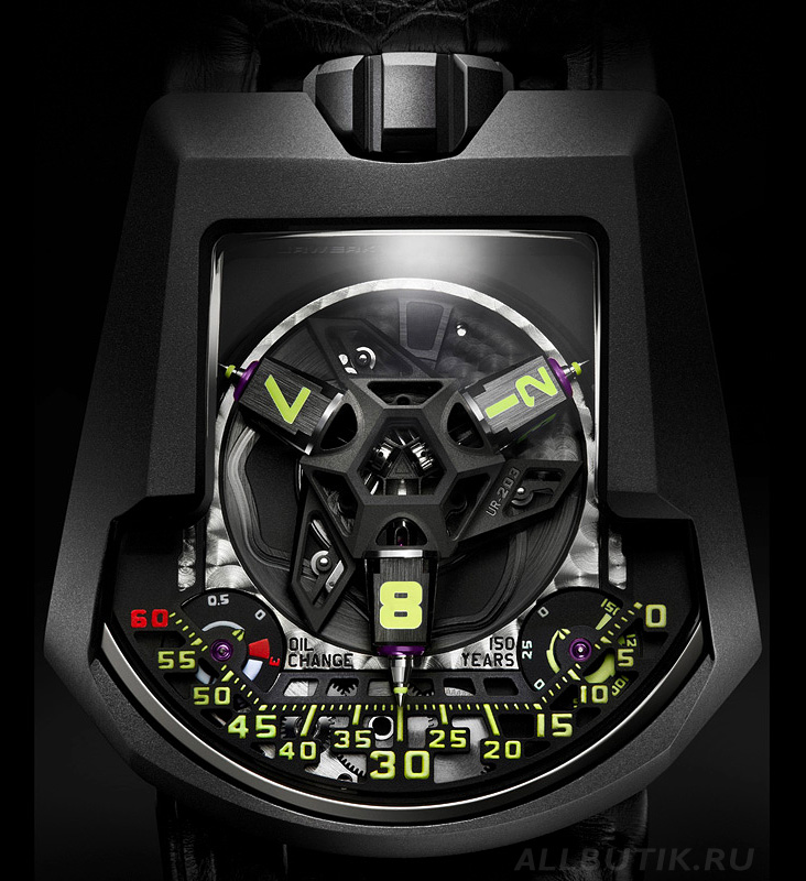 Urwerk The UR-203