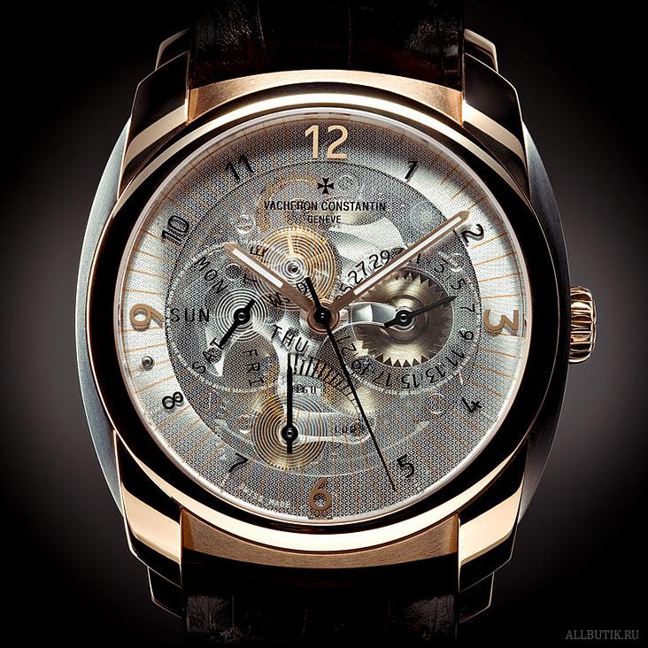 VACHERON CONSTANTIN - часы Вашерон Константин, страница 2. Хорошие реплики часов