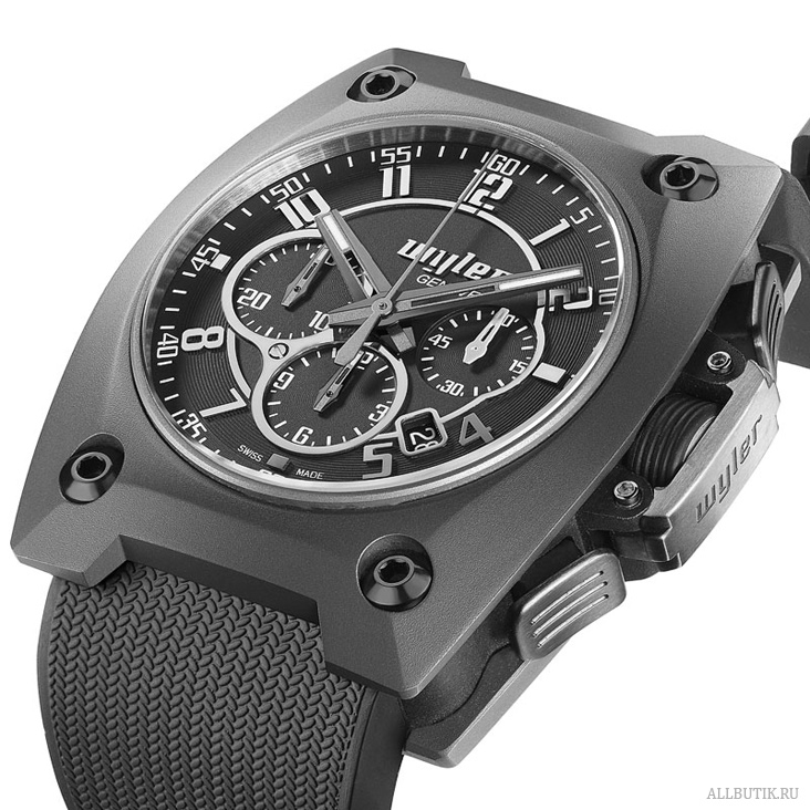 Wyler Geneve limited edition