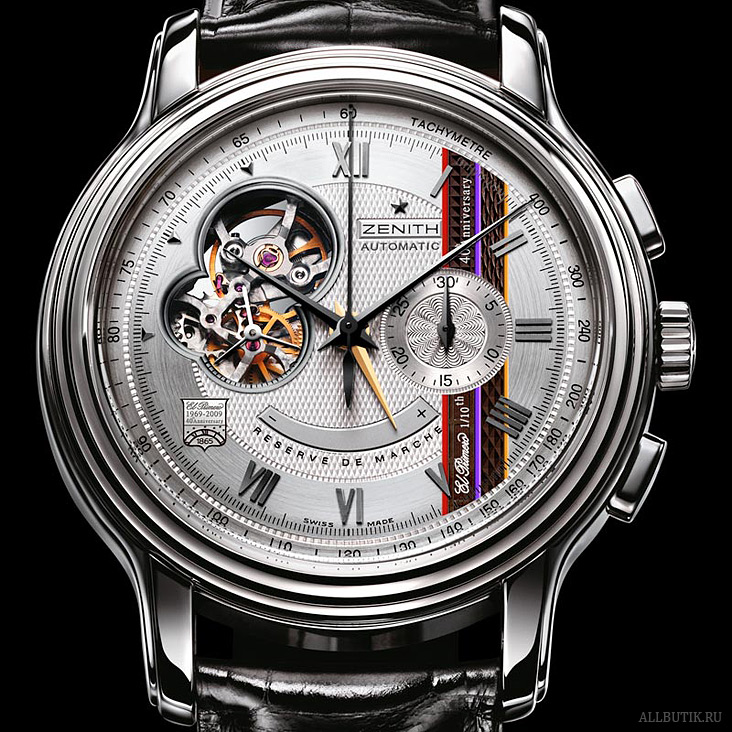 "Zenith Chronomaster Open Anniversary ""New Vintage 1969"" Collection"